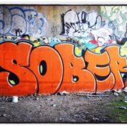 wall art-grafitti-sober