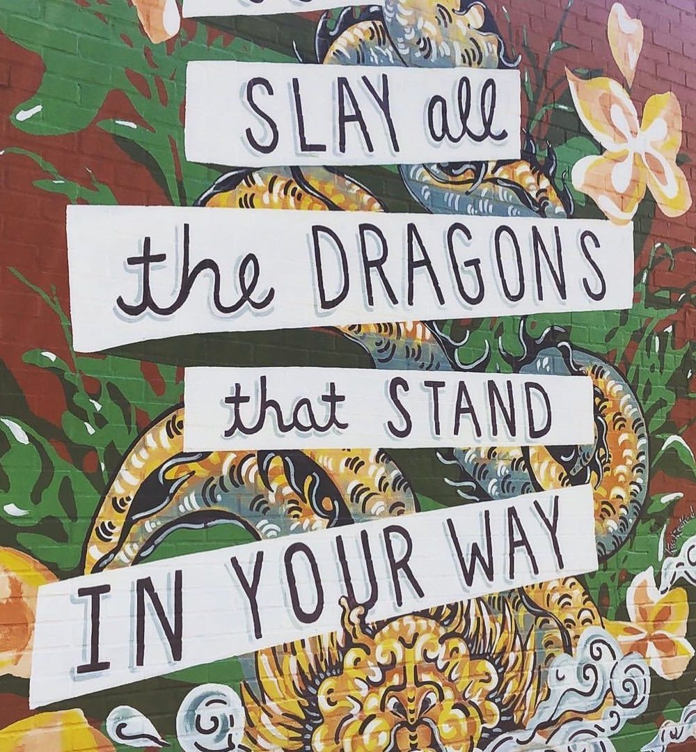 street-art-wall-mural-slay-dragons